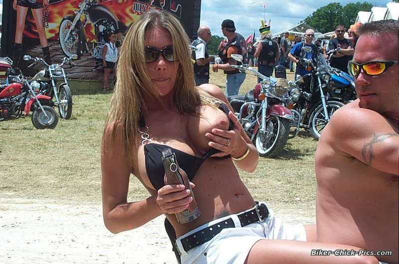 Another sturgis biker bitch 7