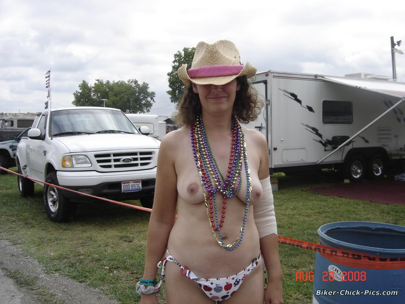 Think, that biker rodeo girls nude