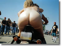 Easy Rider Rodeo Nudity