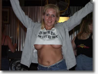 Wild Biker Chicks at Sturgis