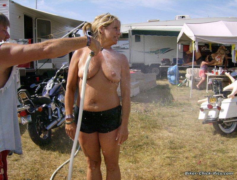 nude sturgis montana woman